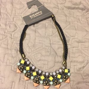 NWT statement necklace!